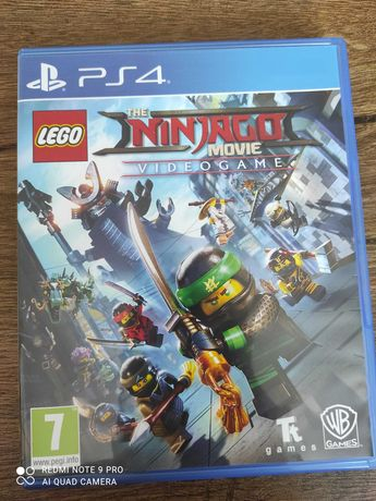 Gra PS4 LEGO Ninjago