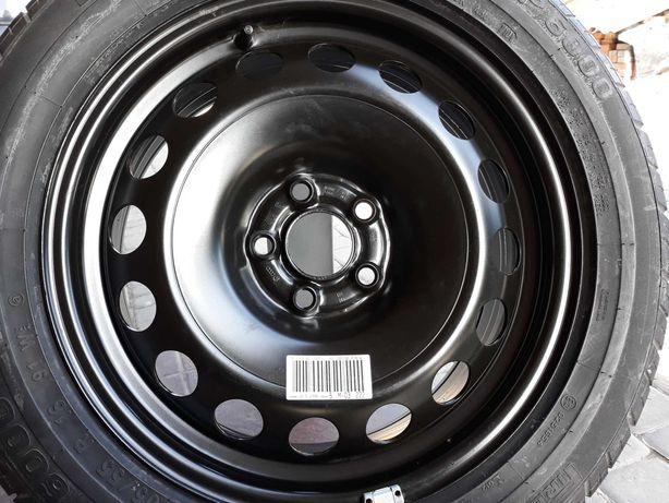 Диск новий R16 61/2JX16H2 ET42 та нова шина Pirelli P6000 205/55 R16