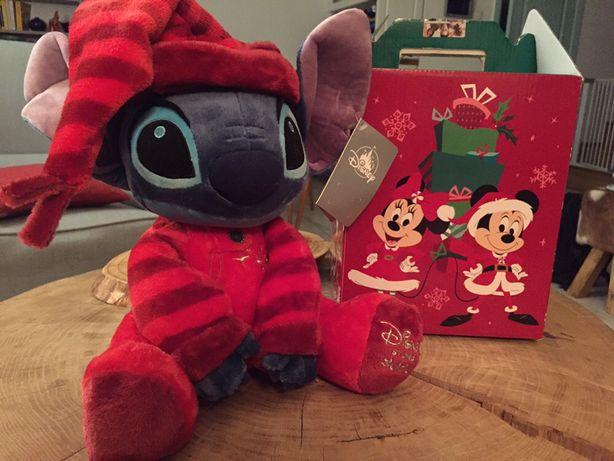 Sprzedam maskotkę Stitch. Disney Store, Holiday Cheer