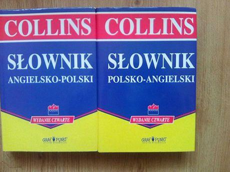 Słownik angielsko-polski, polsko-angielski Collins