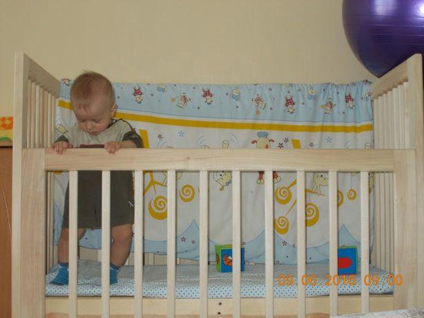 Детская кроватка сделана на заказ