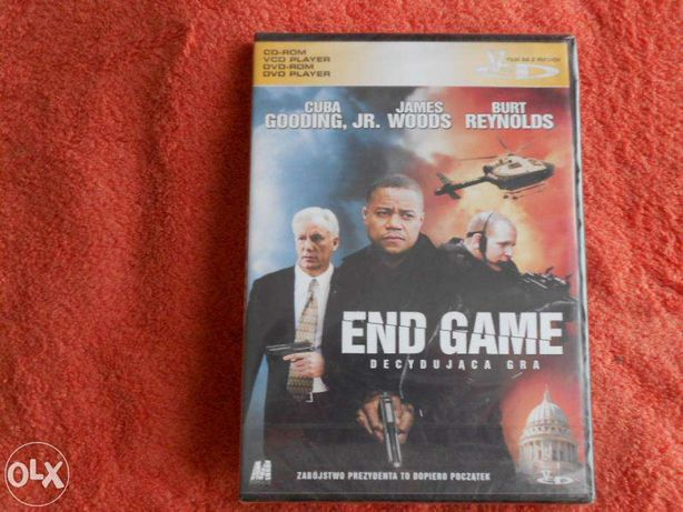 """Film """"END GAME Decydująca gra"""""""