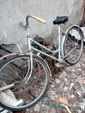 Sprzedam rower damka PRL