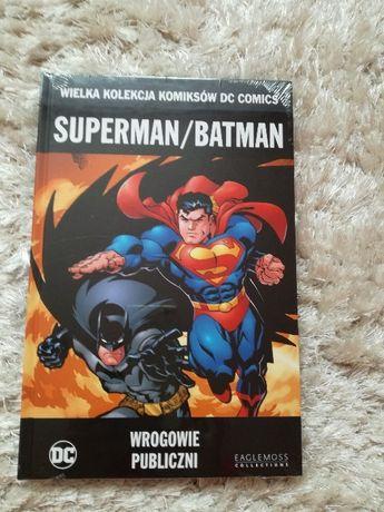 Superman/Batman, Wrogowie Publiczni,Wielka kolekcja komiksów DC Komiks