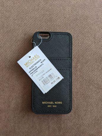 Etui case na telefon Michael Kors iPhone 6 6s czarne
