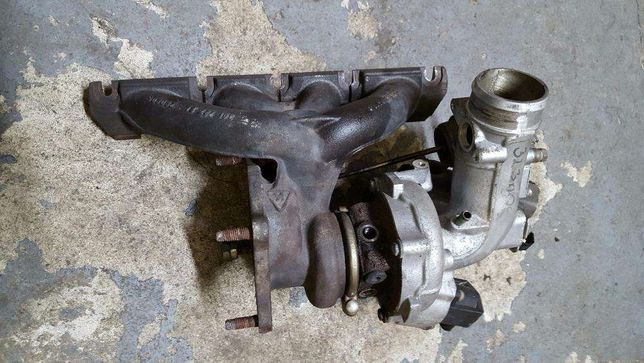 VW Passat B6, Turbosprężarka, FSI, 200KM.
