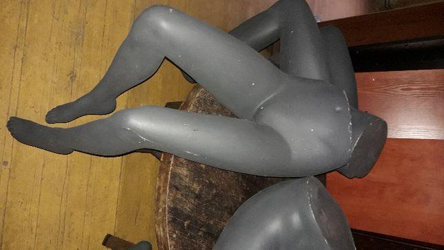 Manekin żeński siedzący-do ekspozycji spodni
