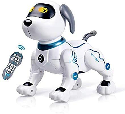Интерактивная собака робот на р/у «Пультовод» щенок