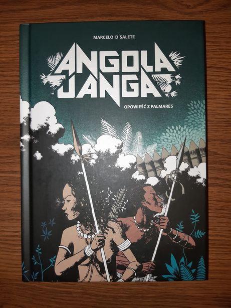ANGOLA JANGA - Opowieść z Palmares (Timof comics)