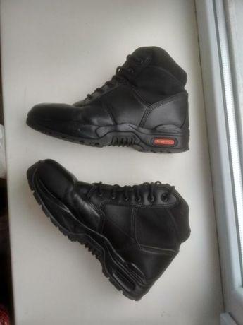 Кожаные тактические ботинки magnum royal mail