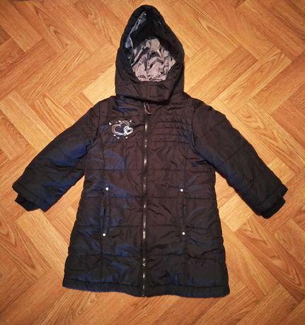 Деми курточка на девочку