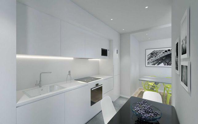 Apartamentos novos. T2 a T3.