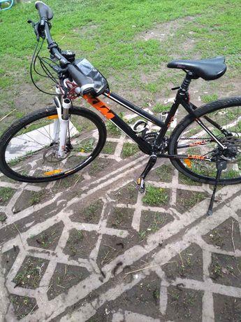Ktm велосипед...