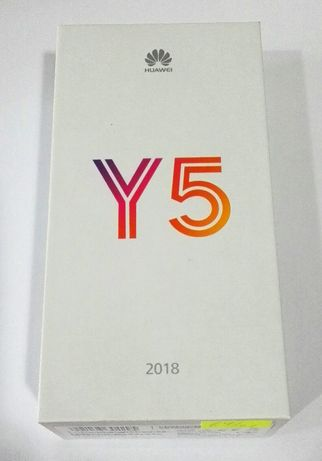 Lombardowski. Huawei Y5 2018 Gwarancja BDB stan
