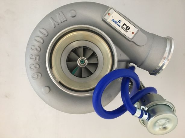 Cummins JCB 6B, 6BTAA Fabrycznie nowa Turbosprężarka Turbina