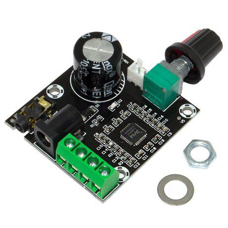 PAM8610+ Усилитель 2x15 Ватт с регулятором громкости