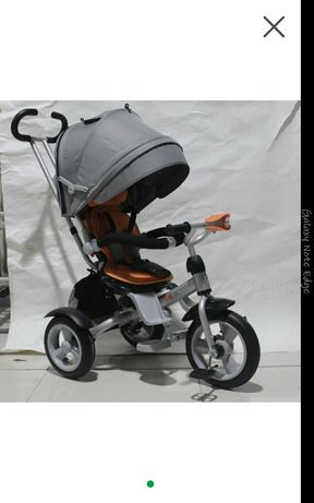Трех колёсный велосипед Croser Т503. 4 в 1 до 36 месяцев