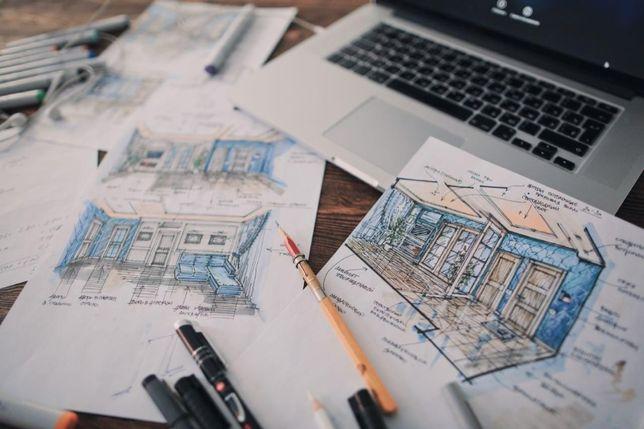 Рабочие чертежи в Revit для дизайн-проекта. 3Д Визуализация