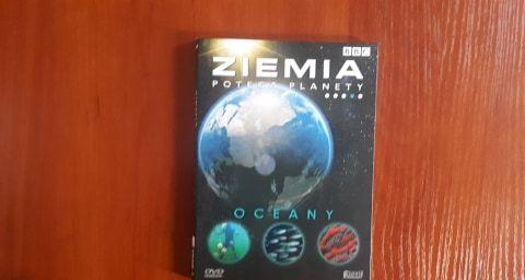 Ziemia potęga planety - Oceany - film dokumentalny na DVD