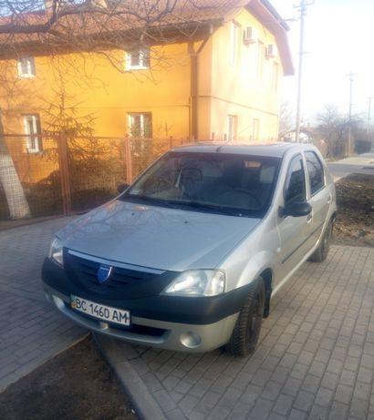 Дачія Логан Dacia Logan 2006
