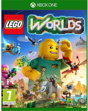 LEGO Worlds gra Xbox one NOWA