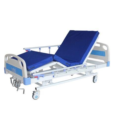 Медицинская функциональная кровать с регулировкой высоты ложа М08