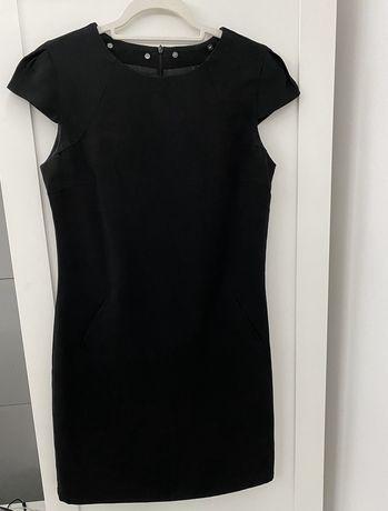 Sukienka elegancka Czarna M