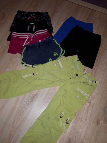 Ubrania dla dziewczyny rozmiar 146/152