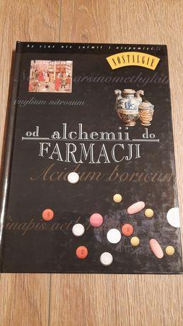 Książka:  od alhemii do farmacji