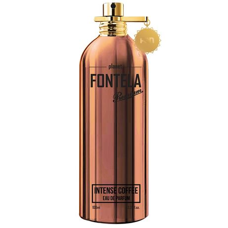 Парфюмерная вода Fontela EDP Intense Coffee Unice, 100 мл Интенс Кафе