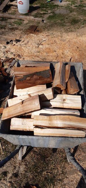 Drewno drzewo olcha olchowe/dębina do wędzenia do kominka