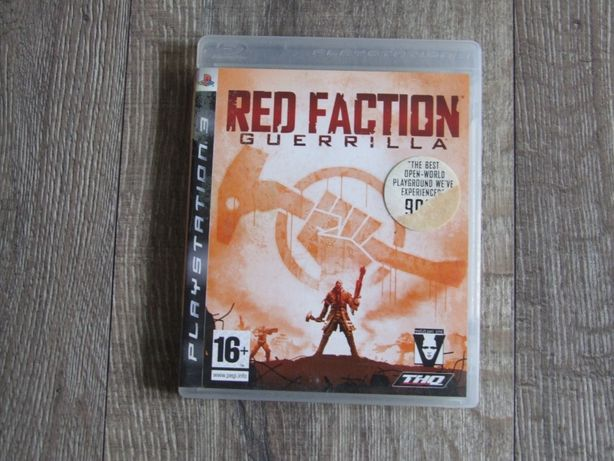 Gra PS3 Red Faction Guerrilla Wysyłka w 24h