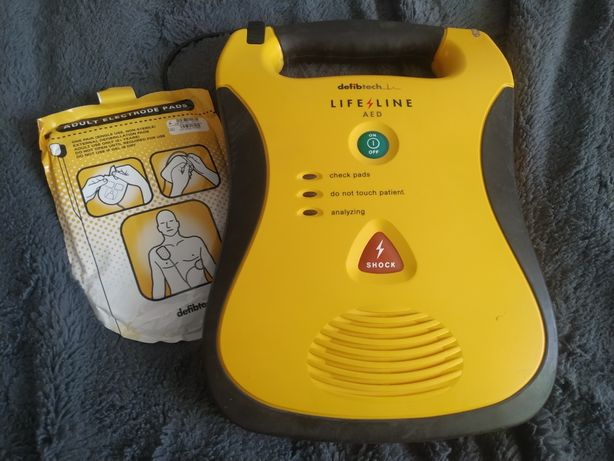AED АЗД Автоматичний дефібрилятор Defibtech