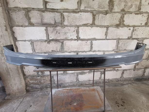 Dokładka zderzaka Alpina BMW e60