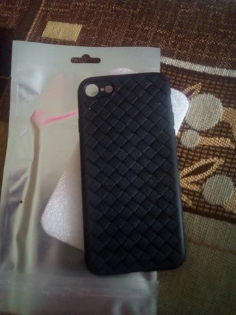 Etui plecki FLOVEME do iPhone 7/8 czarne