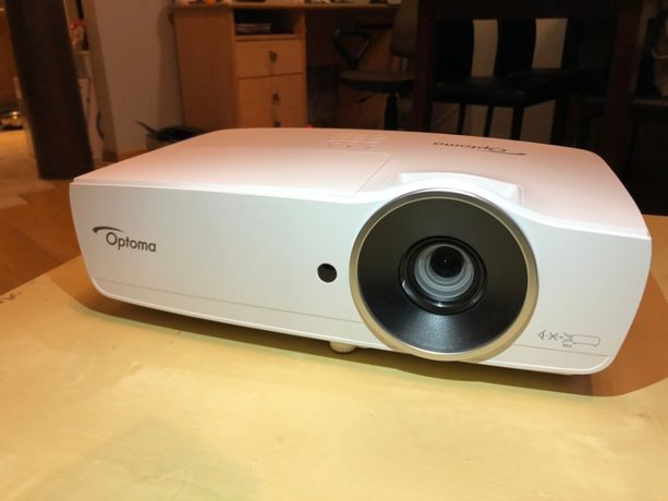 NOWY Projektor Optoma EH461 + ekran projekcyjny Avtek Video 175