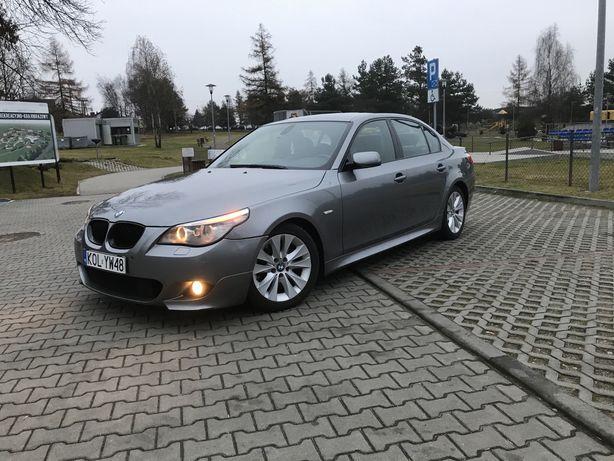 BMW e60 LCI 3.0d M-pakiet