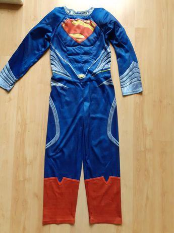 Przebranie strój karnawałowy Superman
