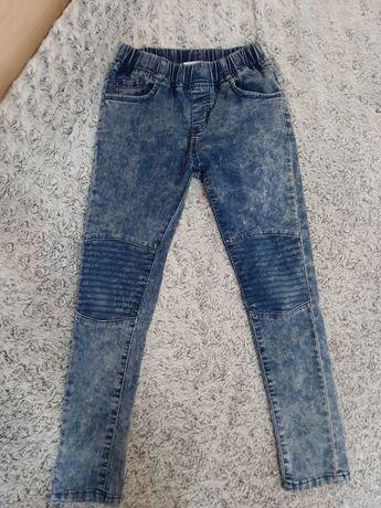 Лосіни джинсові для дівчинки 8 років