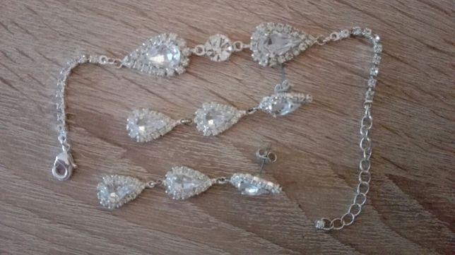 Biżuteria ślubna lub wieczorowa