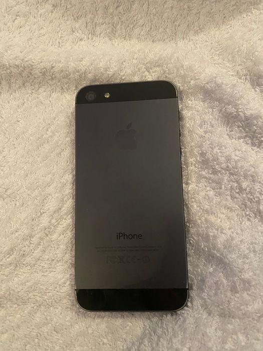 iPhone 5 16GB czarny srebrny Białystok - image 1