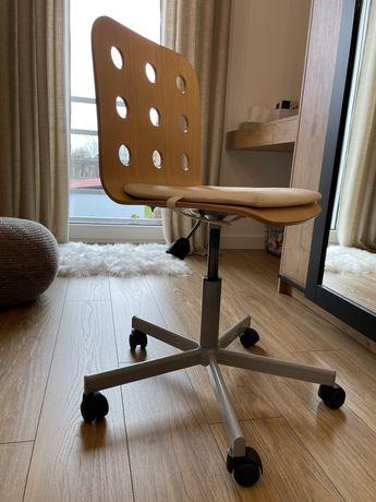 Drewniany fotelik/krzesło IKEA