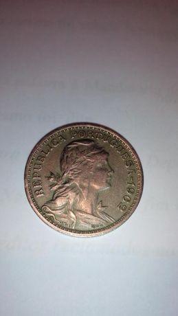 Moeda 50 Centavos 1962