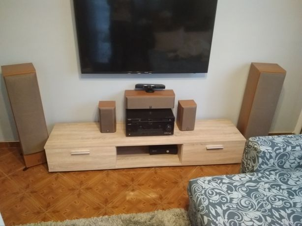 Kino domowe Yamaha Rx v 463