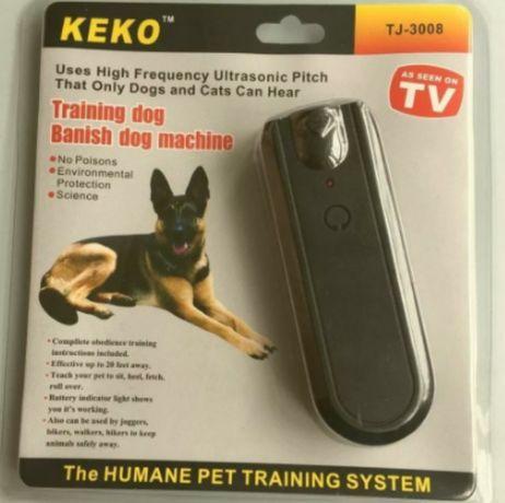 Отпугиватель собак Защита детей от собак ультразвуковой  отпугиватель