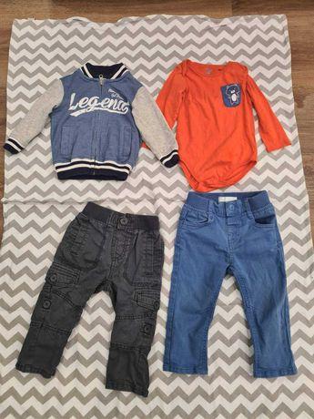 Набор, комплект одежды 80 р. 9-12 месяцев Gloria Jeans