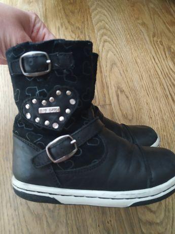 Демі чобітки Geox