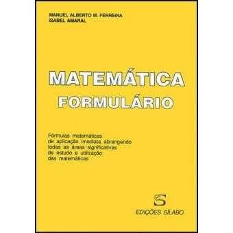 Formulario de Matematica