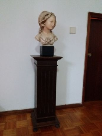 Busto decorativo