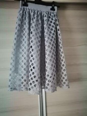 Spódnica ażurowa